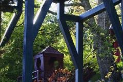 sculpture pour le jardin du Brec